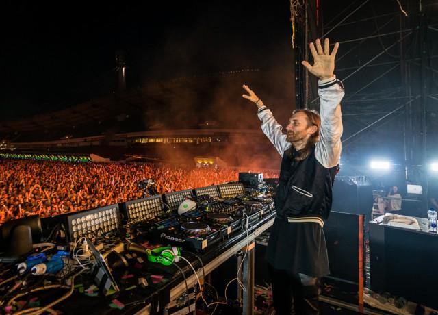 13 David Guetta